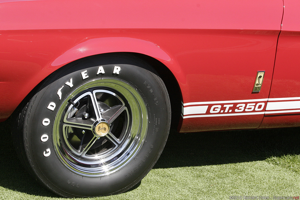1967 Shelby GT350 Fastback Gallery