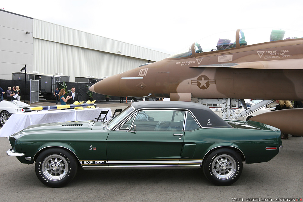 1968 Shelby EXP500 Hardtop Gallery
