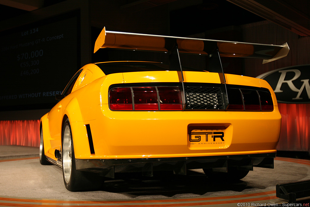 2004 Ford Mustang GT-R Concept Gallery