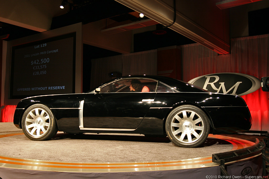 2001 lincoln mk 9 coupe gallery gallery supercars net
