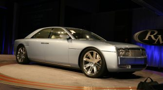 2002 Lincoln Continental Concept Gallery