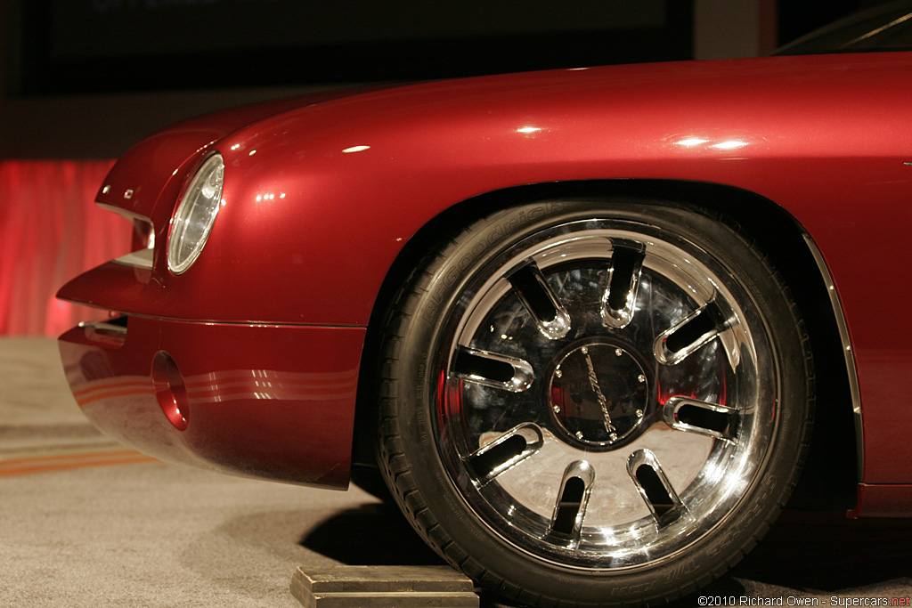 2002 Ford 49 Convertible Concept