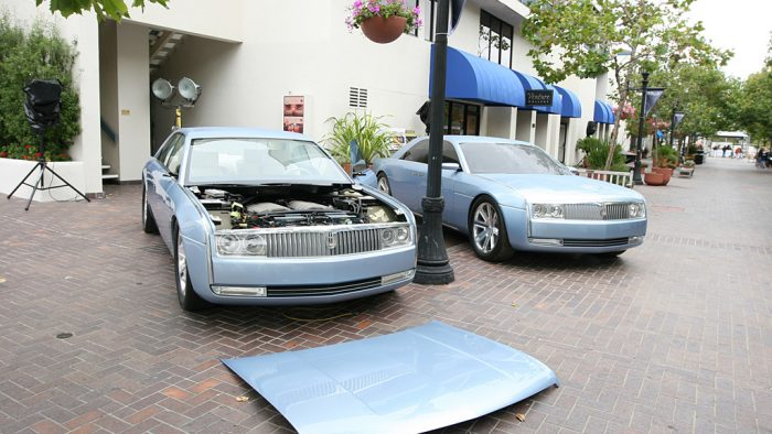 2002 Lincoln Continental Concept Gallery | Gallery | SuperCars.net
