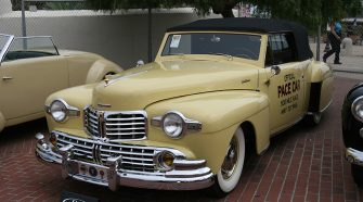 1946 Lincoln Continental Gallery