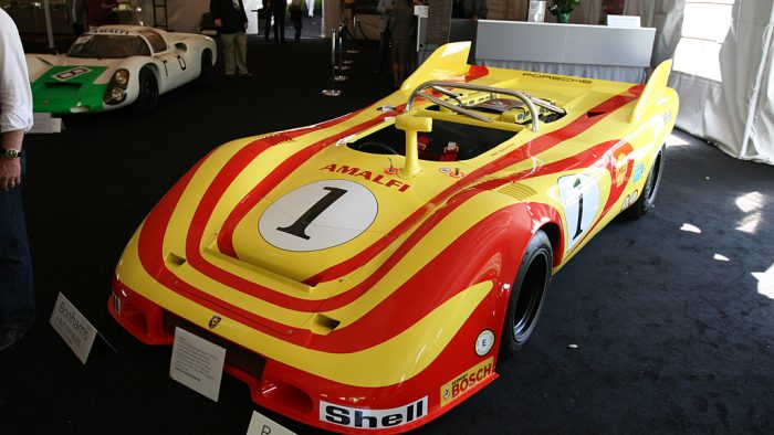 1970 Porsche 917 'Interserie Spyder' Gallery
