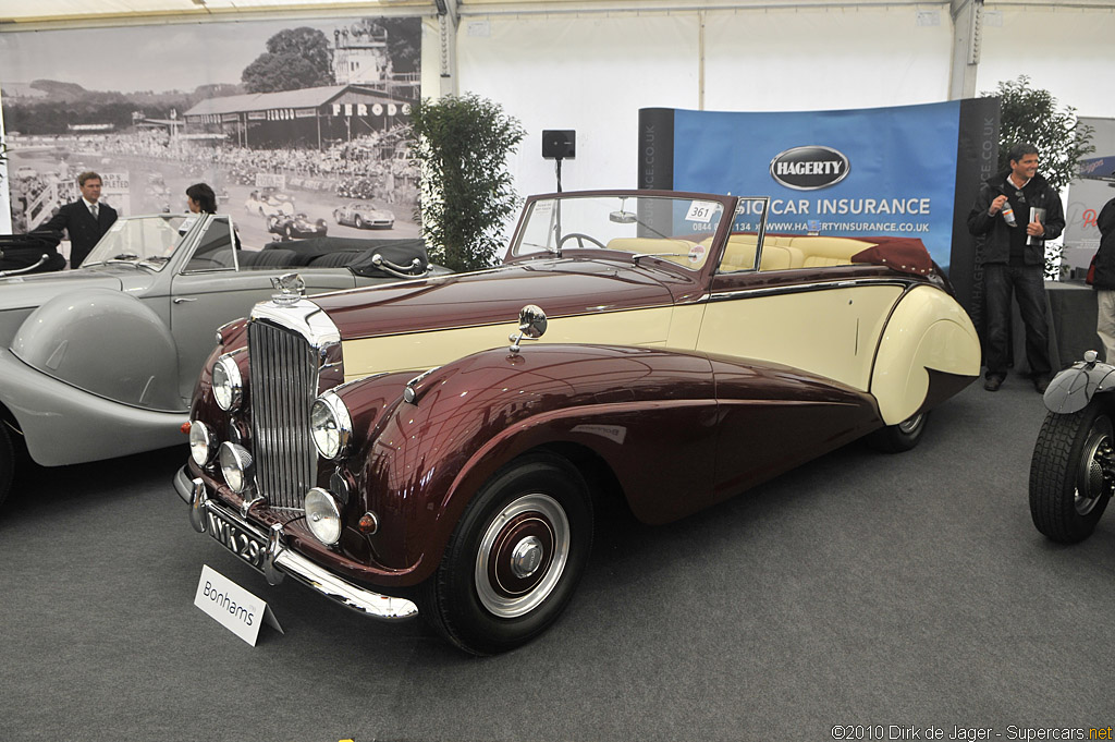 1951 Bentley R-Type
