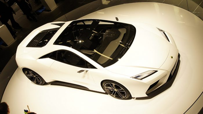 2013 Lotus Esprit Prototype Gallery