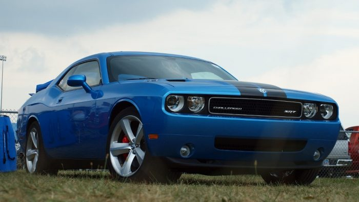 2008 Dodge Challenger SRT8 Gallery