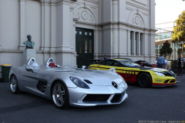 2009 Mercedes-Benz SLR McLaren Stirling Moss Gallery