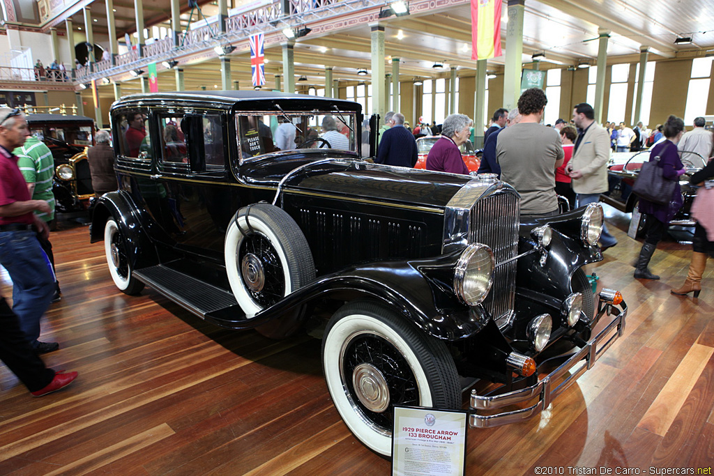 1929 Pierce-Arrow Model 133