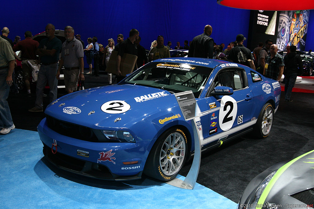 2012 Ford Mustang Boss 302R Gallery