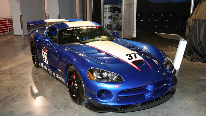2010 Dodge Viper SRT10 ACR-X Gallery
