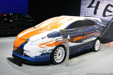 2010 Ford Racing Fiesta Gallery