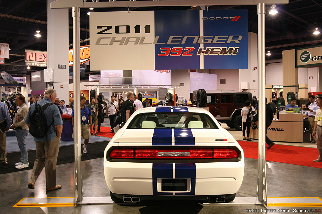 2010 Dodge Challenger SRT8 392 Gallery