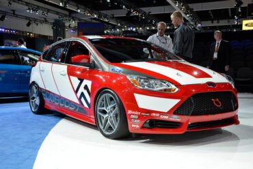 2010 Ford Focus Race Car Concept