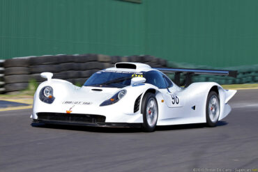 1998 Porsche 911 GT1 '98 Straßenversion Gallery