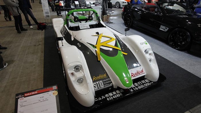 2008 Radical SR8 Supersport Gallery