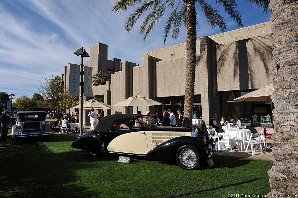 1935→1939 Bugatti Type 57C