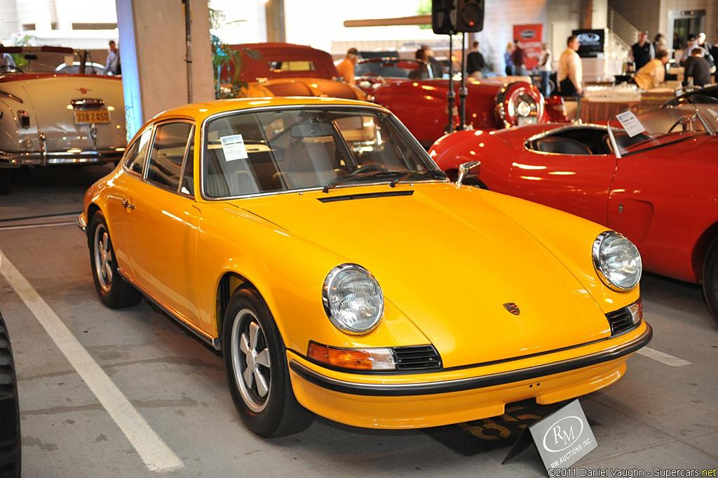 1972 Porsche 911 E 2.4 Coupé