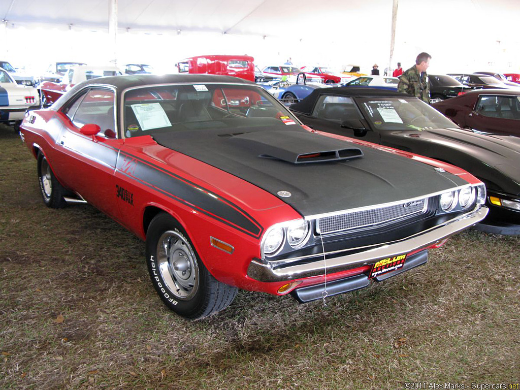 1970 Dodge Challenger T A Gallery Gallery Supercars Net