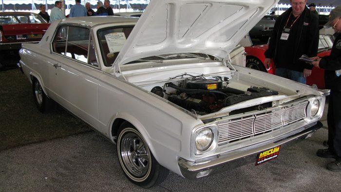 1966 Dodge D/Dart Super Stock