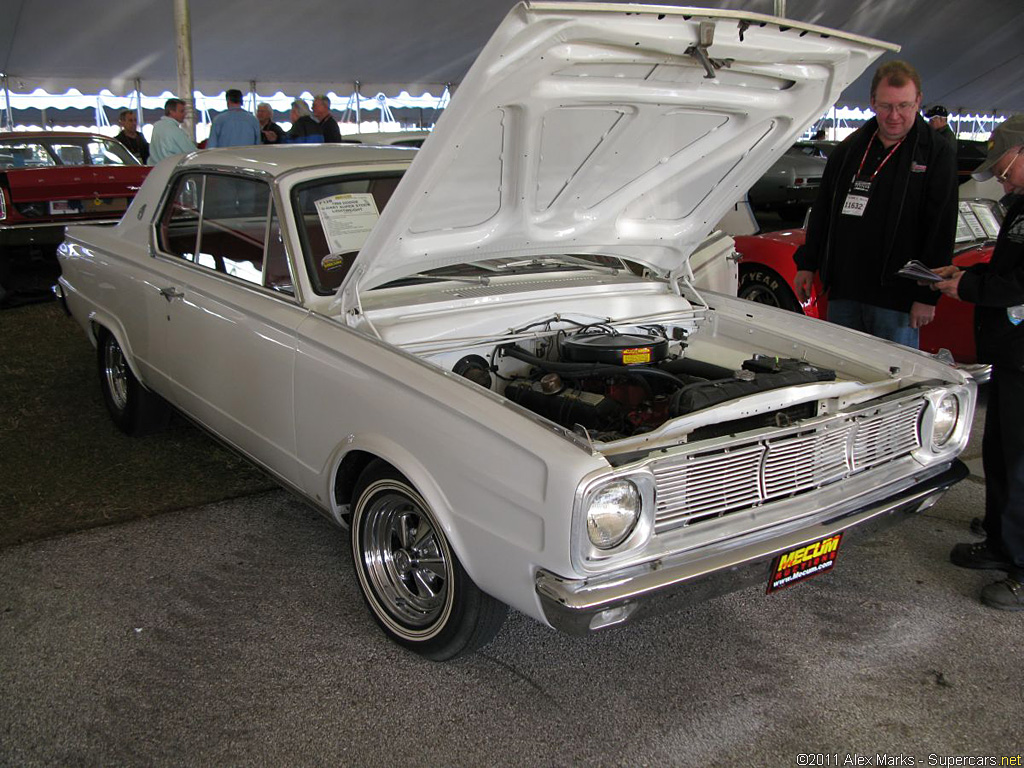 1966 Dodge D/Dart Super Stock