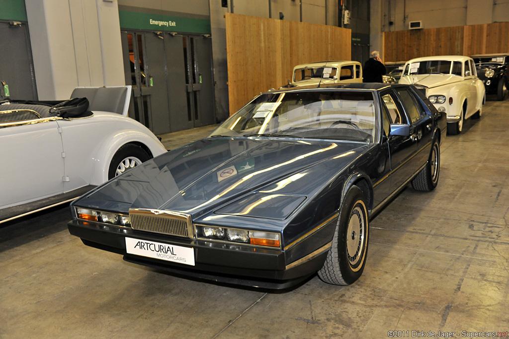 1989 Aston Martin Lagonda Series IV