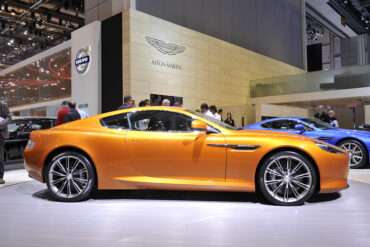 2012 Aston Martin Virage Gallery