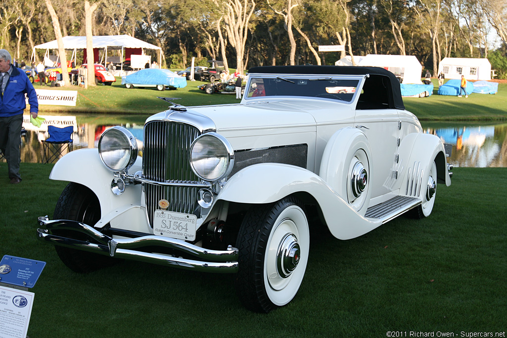 1935 Duesenberg Model SJN Gallery