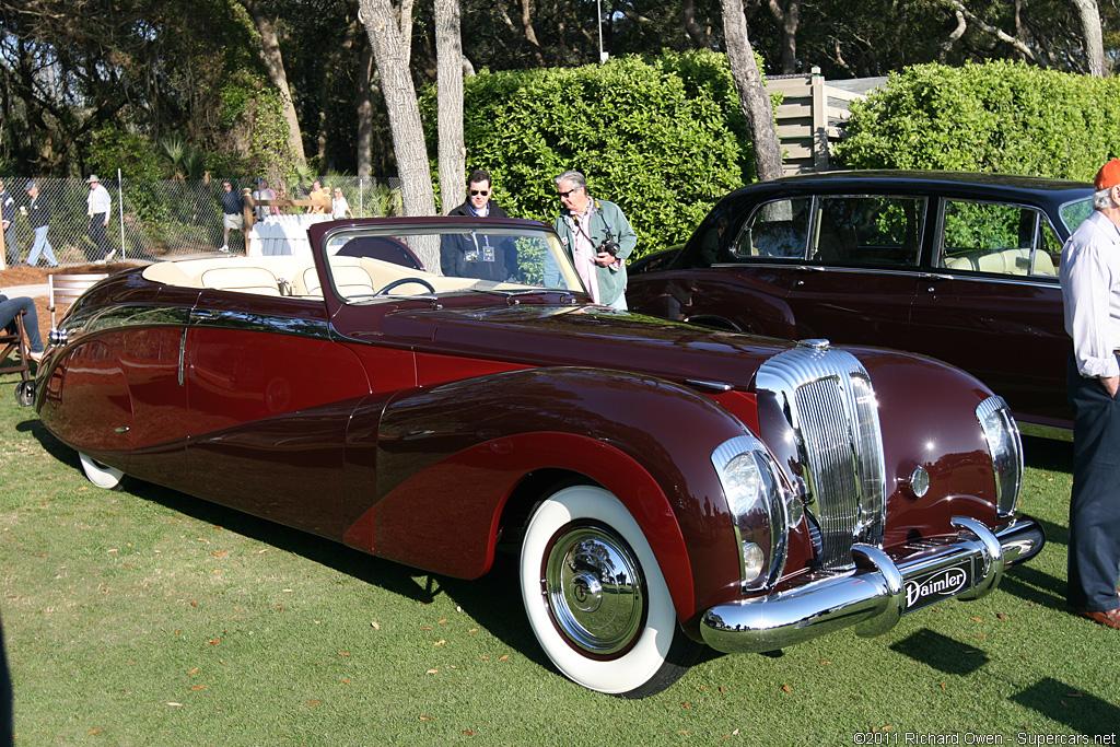 1948 Daimler DE-36 Gallery