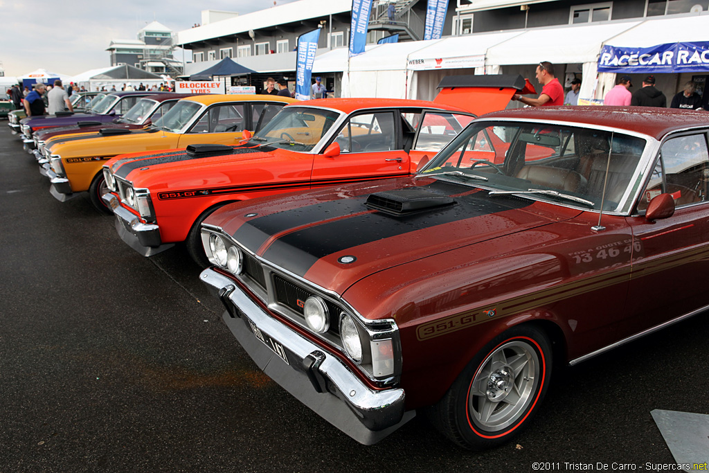 1971 Ford Falcon GT-HO Phase III Gallery