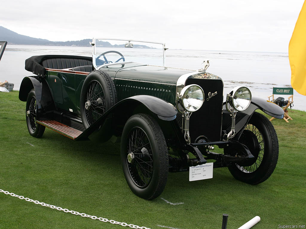 1919→1922 Hispano-Suiza H6   Review   SuperCars.net