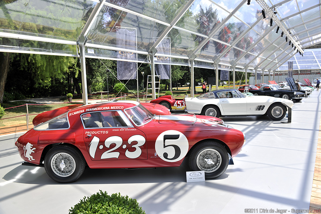 1953 Ferrari 250 MM Gallery