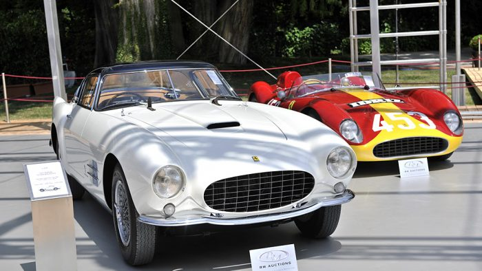 1955 Ferrari 375 MM Berlinetta Speciale Gallery
