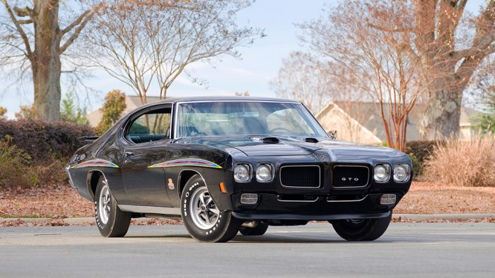 1970 Pontiac GTO Judge Gallery