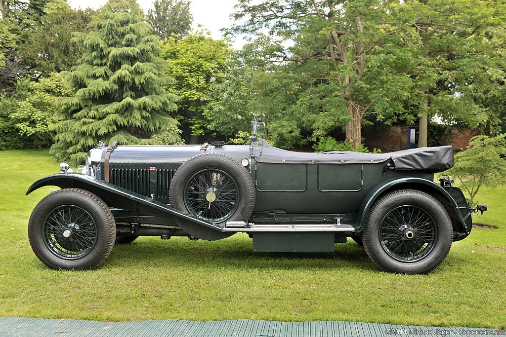 1929→1930 Bentley Speed 6
