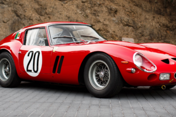 top cars at auction