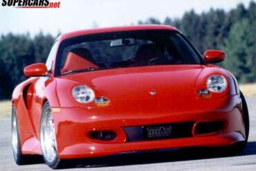 2000 TechArt 911 Widebody