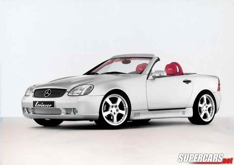 2001 mercedes benz lorinser slk320 review for 2001 mercedes benz slk320