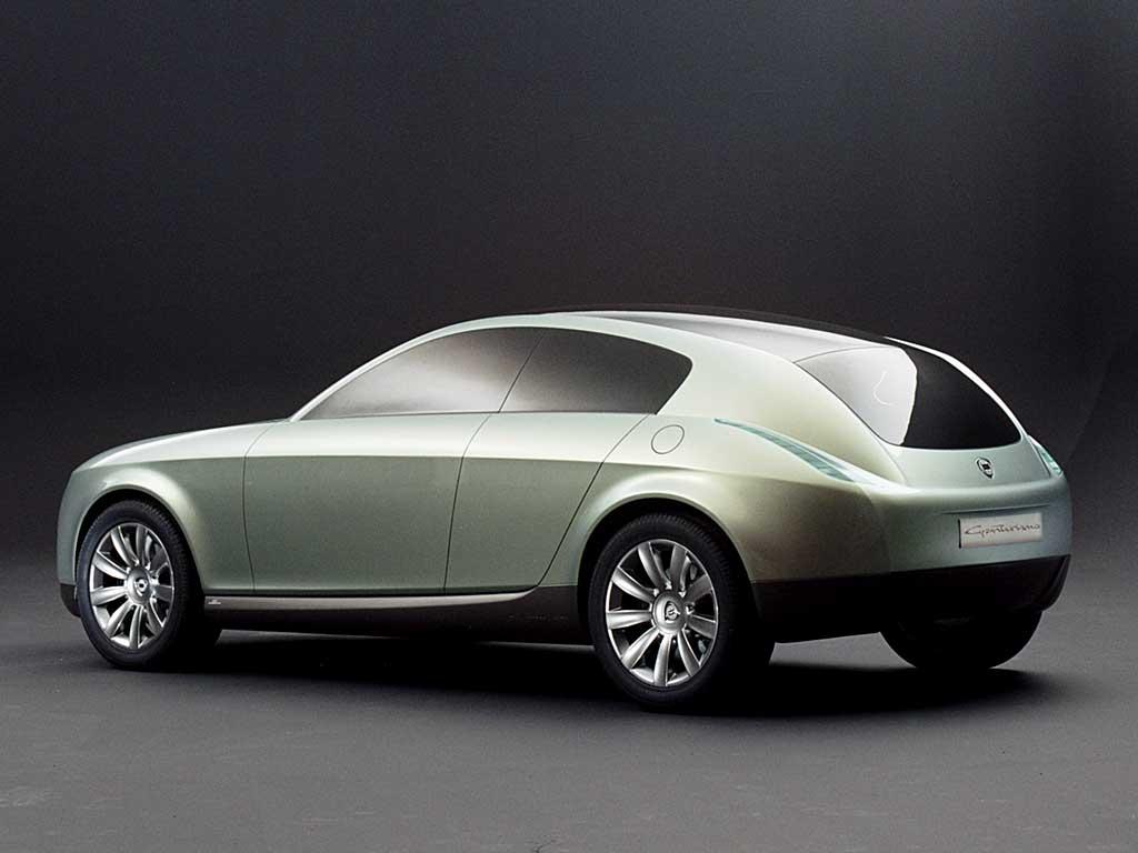 2002 Lancia Carcerano Granturismo Concept