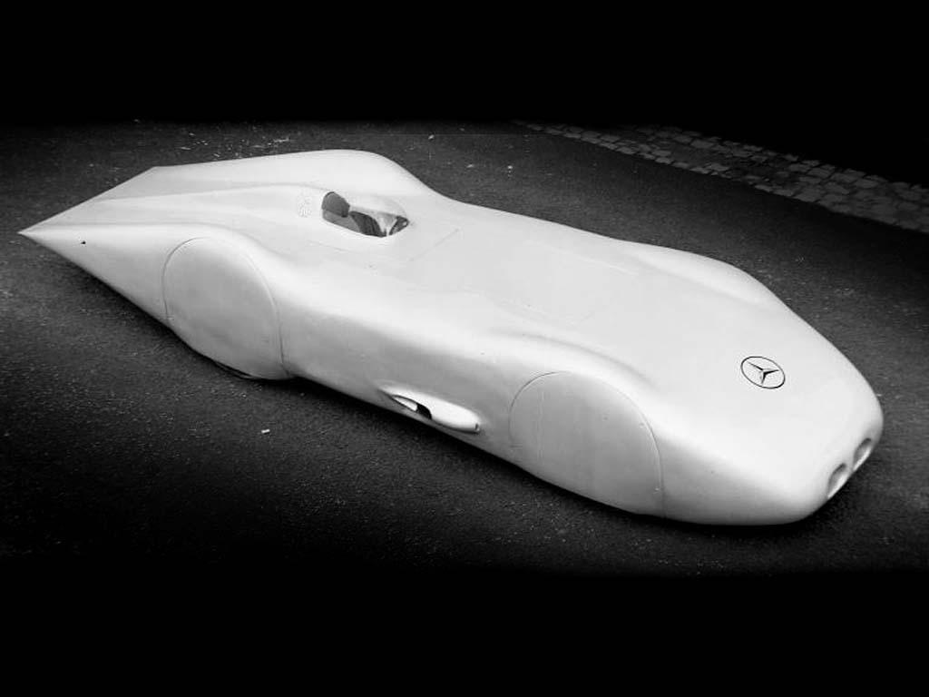 1938 Mercedes-Benz W125 Record