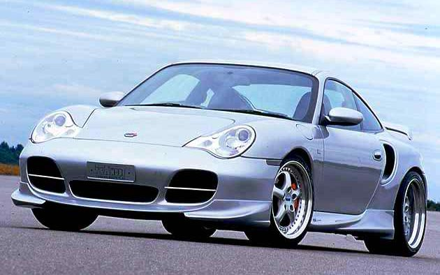 2001 TechArt 911 Turbo