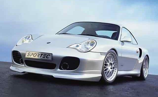 2001 Sportec 911 Turbo Stage 4