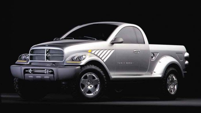 2000 Dodge Power Wagon Concept