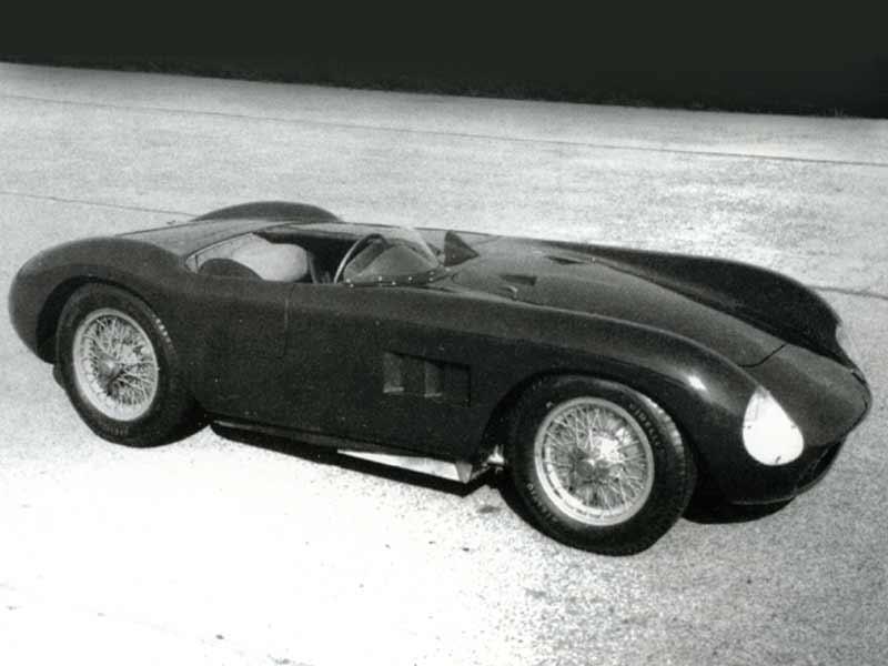 1955→1957 Maserati 150S Barchetta