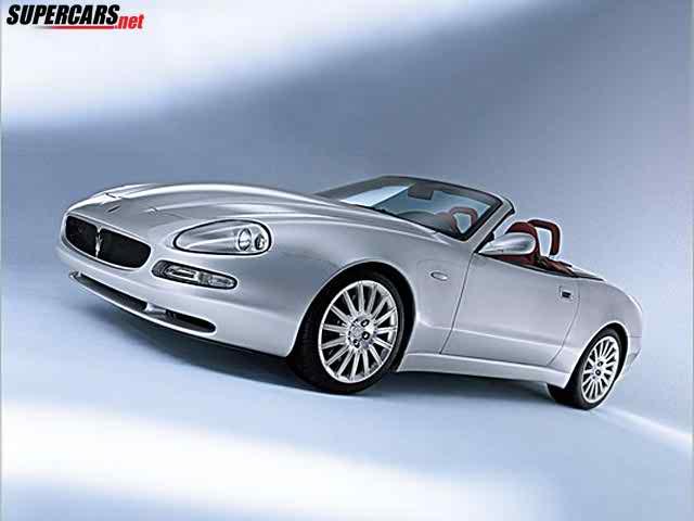 2001→2007 Maserati Spyder GT