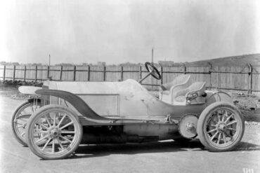 1905 Mercedes 120HP Rennwagen