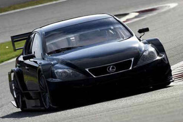2008 Lexus IS-F Racing Concept