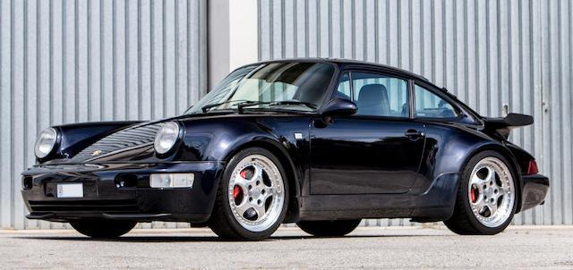 964 911 Turbo 3.6