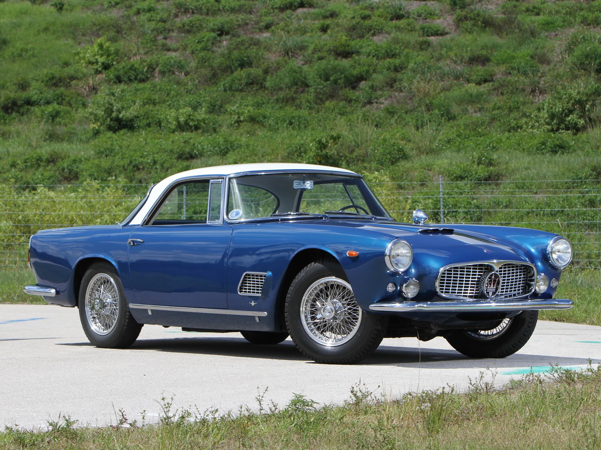 1957 1960 Maserati 3500 Gt Coup 233 Maserati Supercars Net